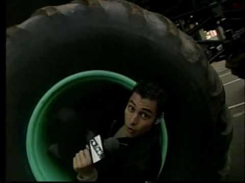 Anthony Galindo - El Papijoe - Control -  Monster Truck