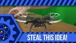 Lost & Found RC Drones Program (Steal This Idea!)