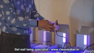 'LED Bulb' new concept for gel nail (just patented)