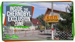 Repeat youtube video Inside the Chernobyl Exclusion Zone