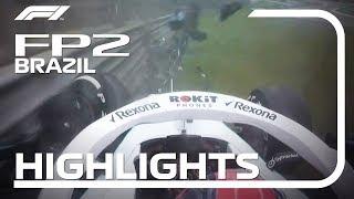 Baixar 2019 Brazilian Grand Prix: FP2 Highlights