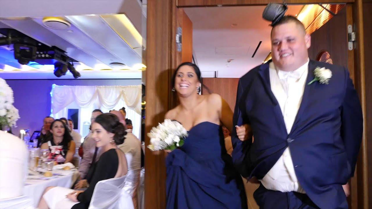 Best Wedding Reception Entrances Youtube