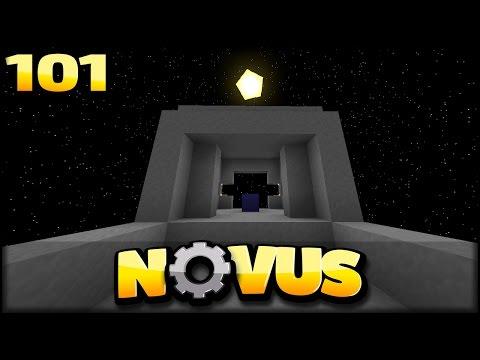 DIE Weltraumstation   Minecraft NOVUS #101   Minecraft Modpack
