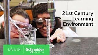K-12 Schulen Erstellen 21st Century Learning-Umgebung mit Energie-Contracting