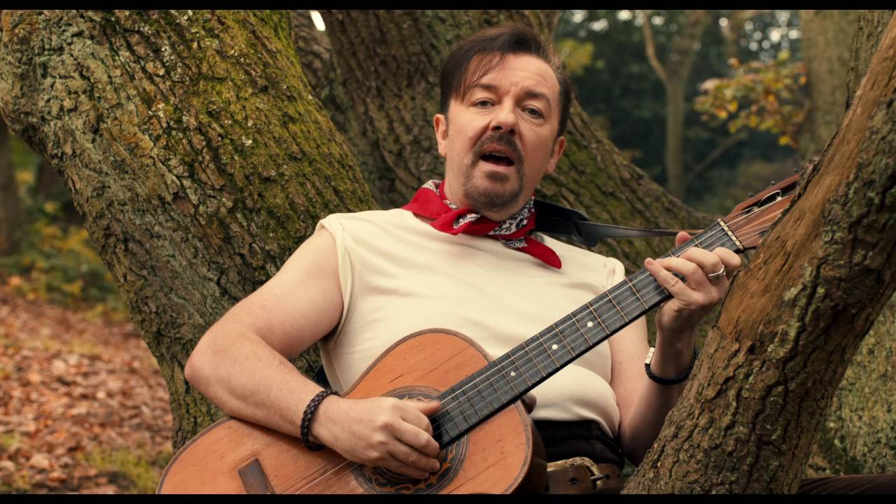 David Brent - Lady Gypsy: Official Music Video