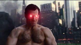 "Супермен против Всей Лиги Справедливости ""Лига Справедливости 2017"""