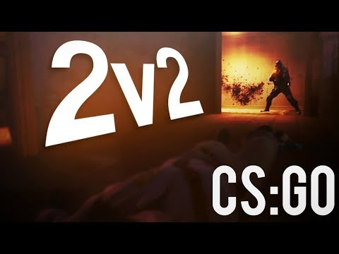 Counter-Strike Global Offensive ქართულად 2 VS 2 ?‍♂️ thumbnail