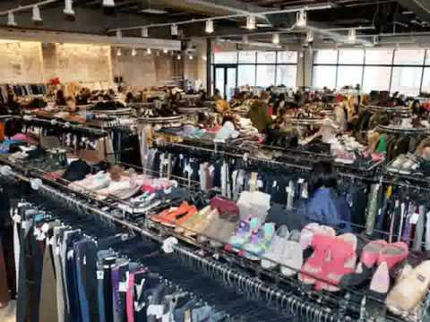 a4091e6fd9 Second-hand Clothing Stores Near Me - YouTube
