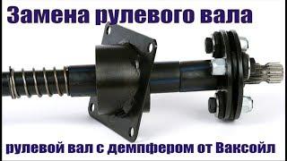 видео Устройство рулевого механизма семейства УАЗ-452, рулевая колонка