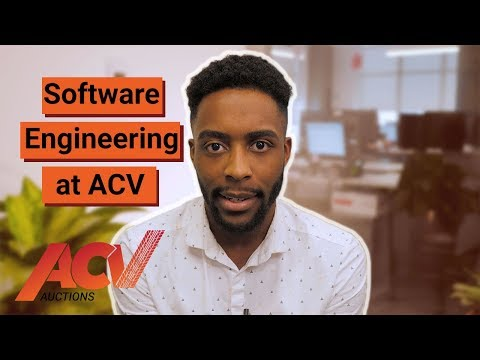 Software Engineering at ACV Auctions - John Goodrum