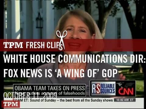 White House: Fox News Is