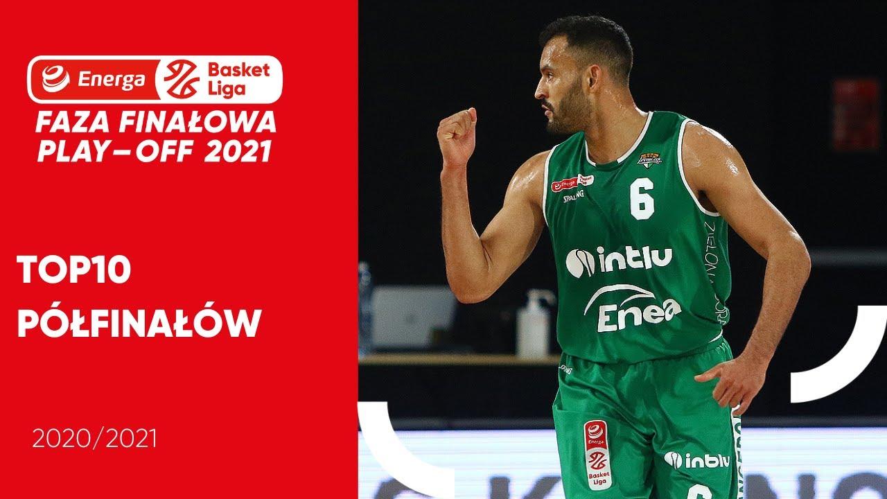 TOP10 półfinałów play-off #EnergaBasketLiga #PLKPL