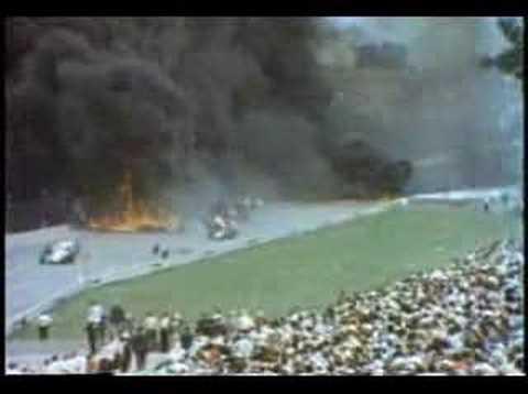 Eddie Sachs and Dave MacDonald fatal Crash @ Indy 500 1964