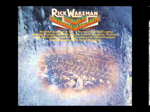 Rick Wakeman Journey to the Centre of the Earth Full Album 1