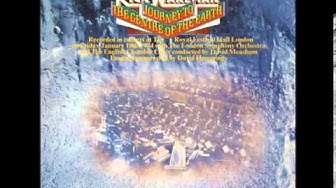 Rick Wakeman Journey to the Centre of the Earth Full Album 1974   YouTube