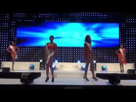 Bikini Swimsuit Round Africa - Miss Intercontinental 2015 Swim Suite