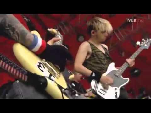 My Chemical Romance - Destroya @ Roskilde 2011