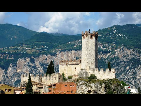 Malcesine To Mount Baldo By Cable Car Part 1 Youtube
