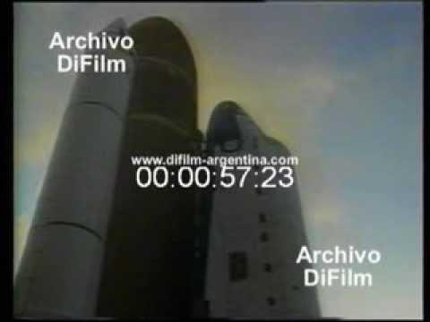 DiFilm - Transbordador espacial Atlantis (1991)