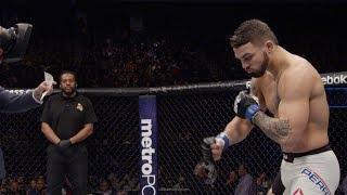 Fight Night Orlando: Mike Perry - I'm Coming to Throw Hands