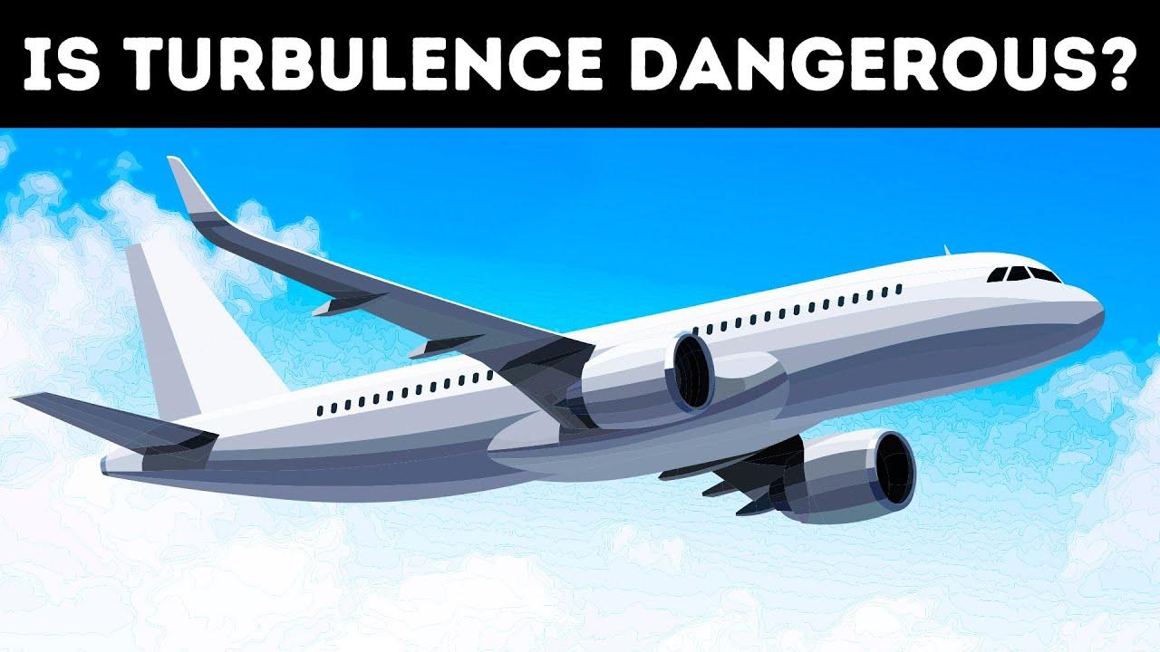 Können Turbulenzen einen Flugzeugabsturz verursachen? + video