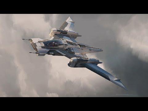 Porsche Reveals Taycan–Inspired Starfighter ahead of Star Wars Movie