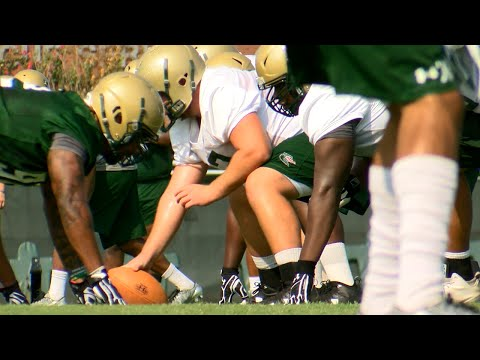 UAB football holds 1st practice of fall camp #UABcamp16