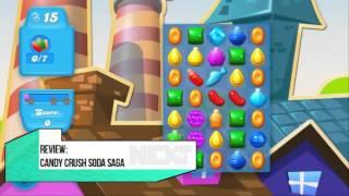 NEXTTV 012: Ревю: Candy Crush Soda Saga
