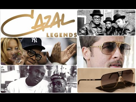 Cazal Sunglasses: Legends series -  review by Posh Journal