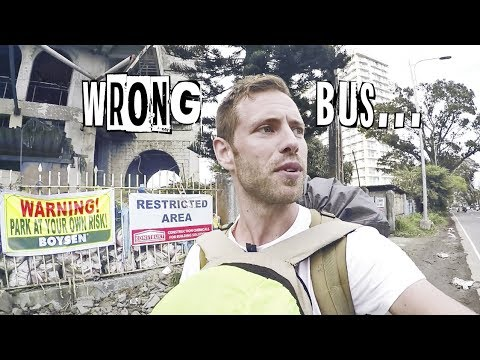 🚌 I Took the WRONG BUS and Went to Nasugbu 🇵🇭