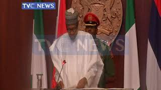 President Buhari assigns Portfolios to 43 ministers