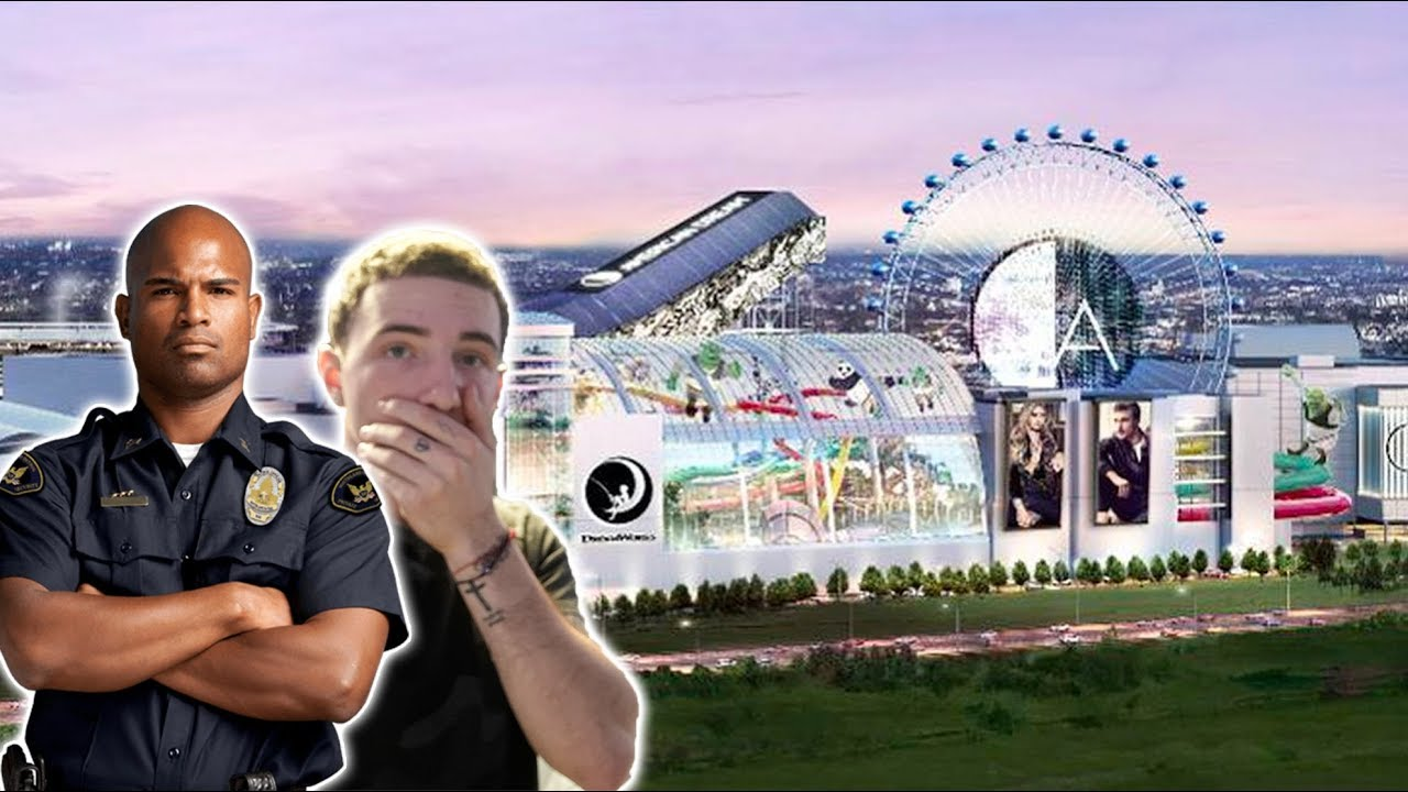 Download CHASED OUT OF THE WORLDS BIGGEST MALL!