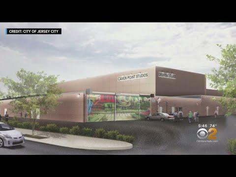 New Movie Studio Moving To Jersey City
