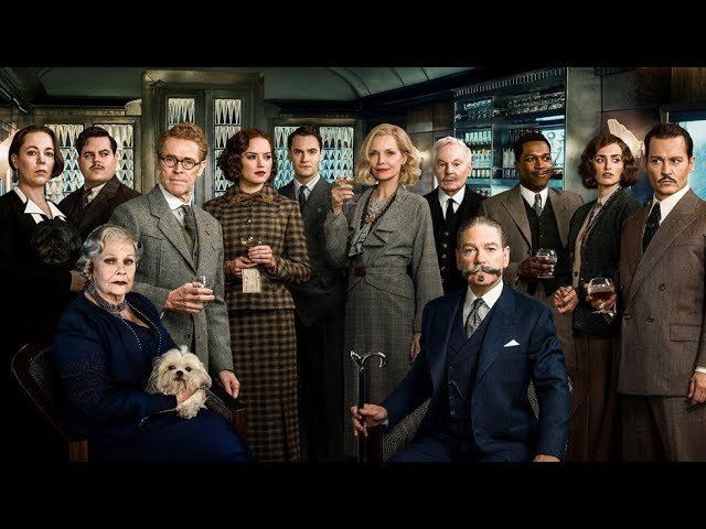 Убийство в Ориент Експрес / Murder OnThe Orient Express
