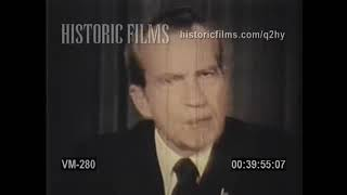This Day In History: August 8 - President Richard Nixon