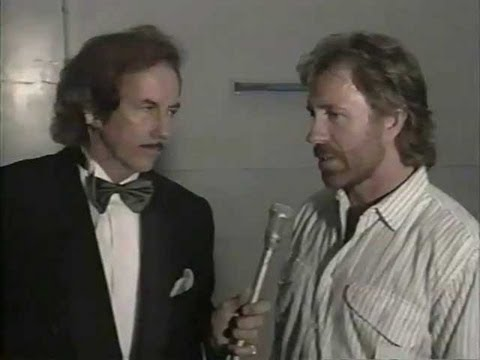 Chuck Norris and Bob Wall - Interview - 1994