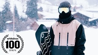 BEST SNOWBOARD OUTERWEAR OF 2018-2019 - BONFIRE - THE WHITELINES 100