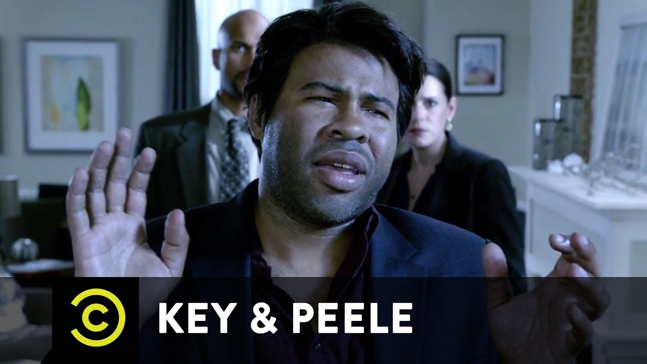 Key & Peele - Sex Detective - Uncensored
