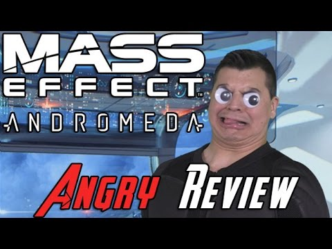 Mass Effect: Andromeda Angry Review
