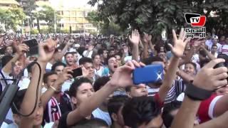 «وايت نايتس» يفاوض مرتضى منصور لحضور مران الفريق