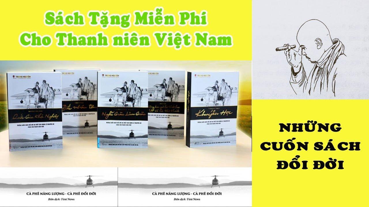 Nội Dung 5 Quyển Sách ĐẶNG LÊ NGUYÊN VŨ Tặng miễn phí cho 30 triệu Thanh Niên Việt Nam