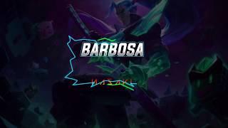 Barbosa  - Hasaki (Kinetik Tipografi) Resimi