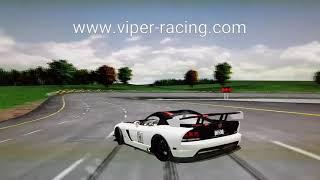 Sierra Viper Racing Game - PC Gameplay (Near Chase)
