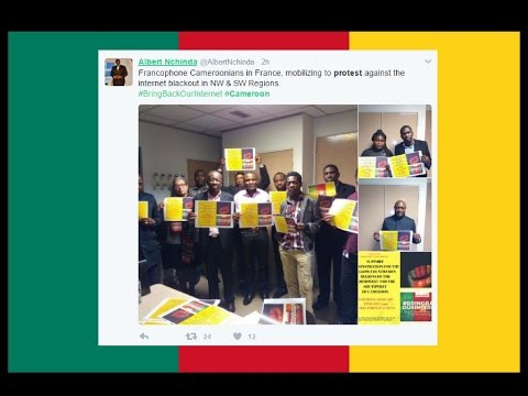 #BringBackOurInternet: Why has Cameroon blocked the internet?