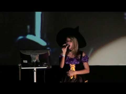 """Rachael sings """"Last Name"""" - 2nd place Karaoke Winner at The Senator!"""