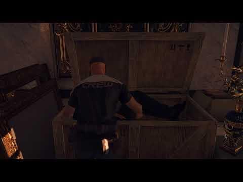 No Hud Hitman 2 Paris Master Silent Assassin Youtube