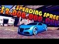 $2,000,000,000 Spending Spree | GTA V Next Gen Story Mode | The Setup