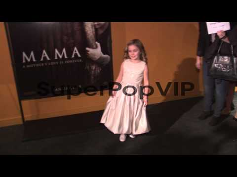 Morgan McGarry at Mama Premiere at Landmark Sunshine Cine...