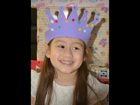 Camilla ThyThy ngày tròn 6 tuổi