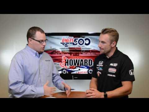 Jay Howard talks 101st Indianapolis 500